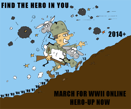 Join the HEROES