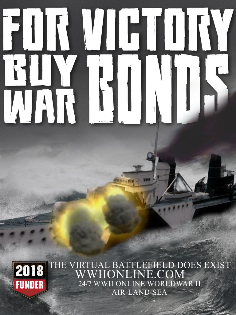 Buy War Bonds!