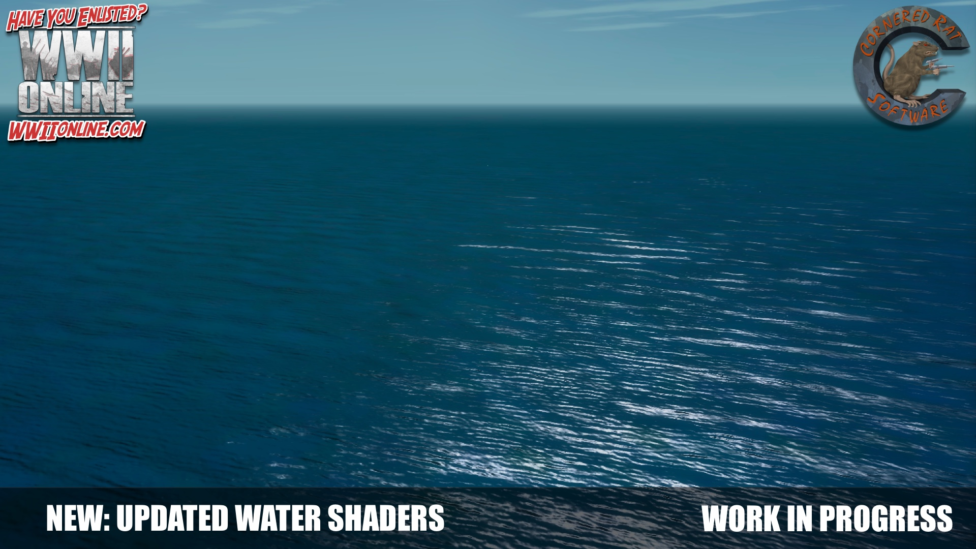 Water shaders (updated)