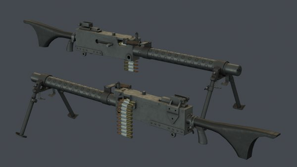 30 Caliber Light Machine Gun