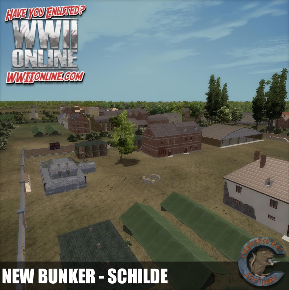 Schilde Army Base