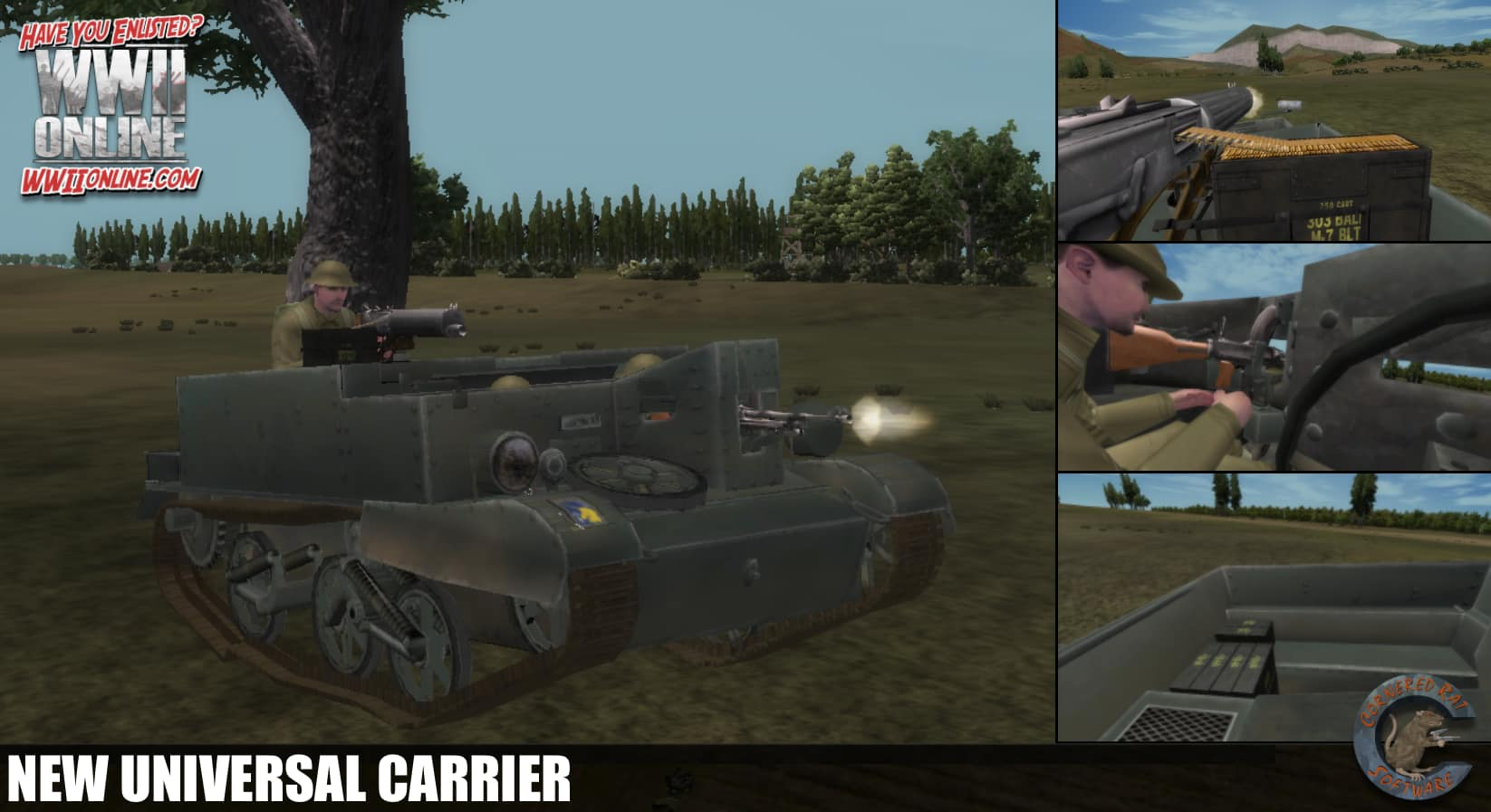 Universal Carrier for the BEF