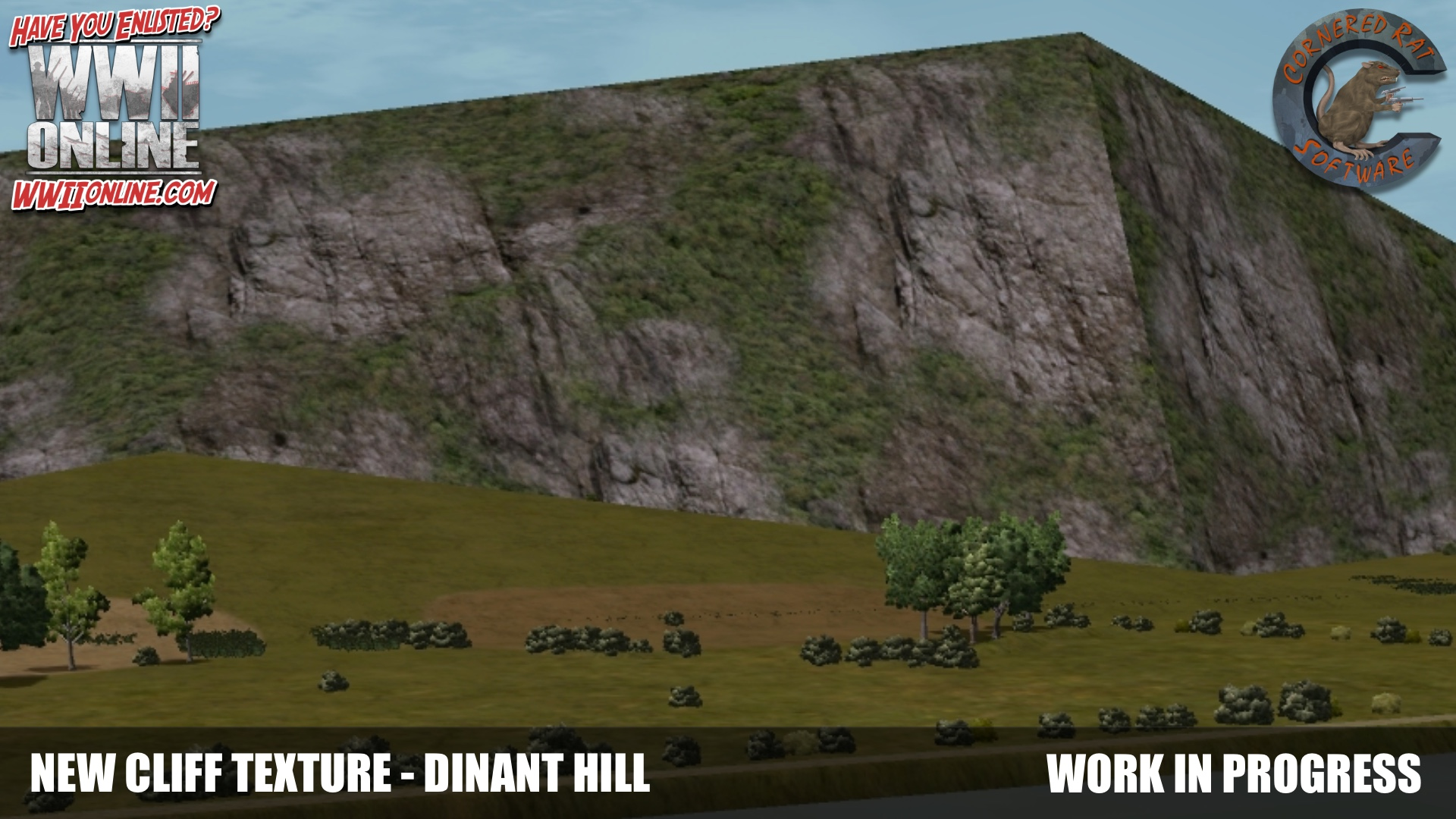 Dinant Hill receives a new look