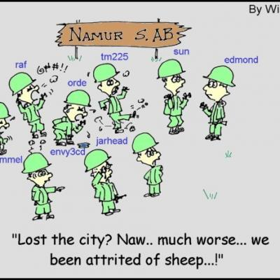 Sheepattrition