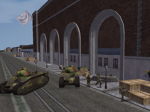New RR Station