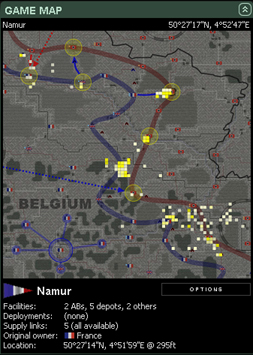 BEGM Map Feature