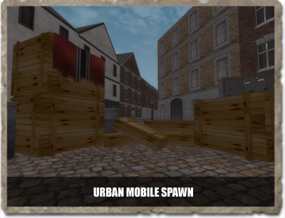 Thew new urban mobile spawn!